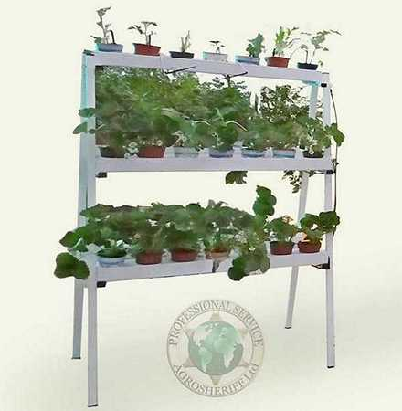 Urban growing facility, model Golda-mini
