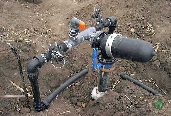 Water distribution unit