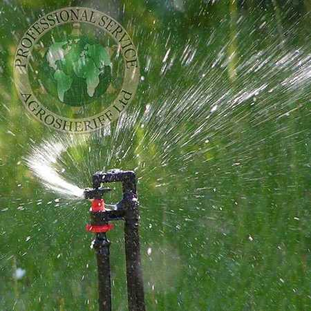 "Sprinkler irrigation ""farm field FL1600sp»"